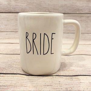 NWOT Rae Dunn BRIDE Coffee Tea Mug